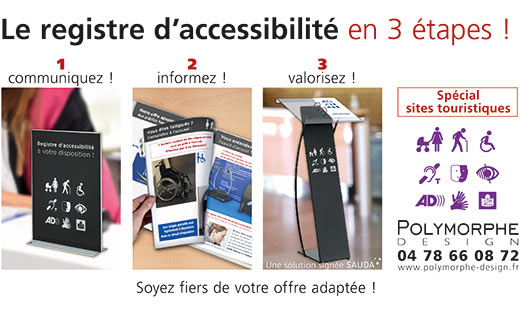 Le registre d'accessibilité
